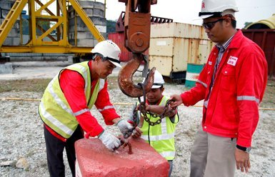Construction Training Unit - Gamuda Plant Operating School (GPOS)