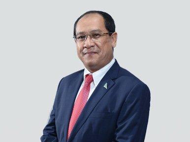 Executive Director  - DATO' HJ ABDUL SAHAK BIN SAFI