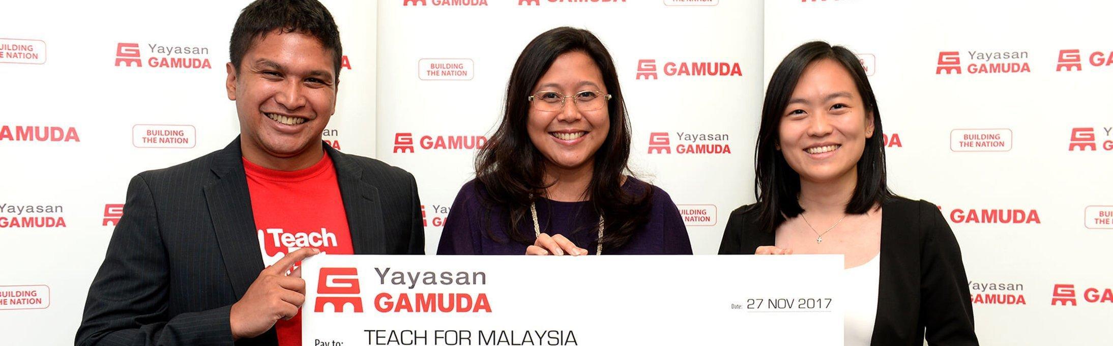 Teach For Malaysia Gamuda Berhad