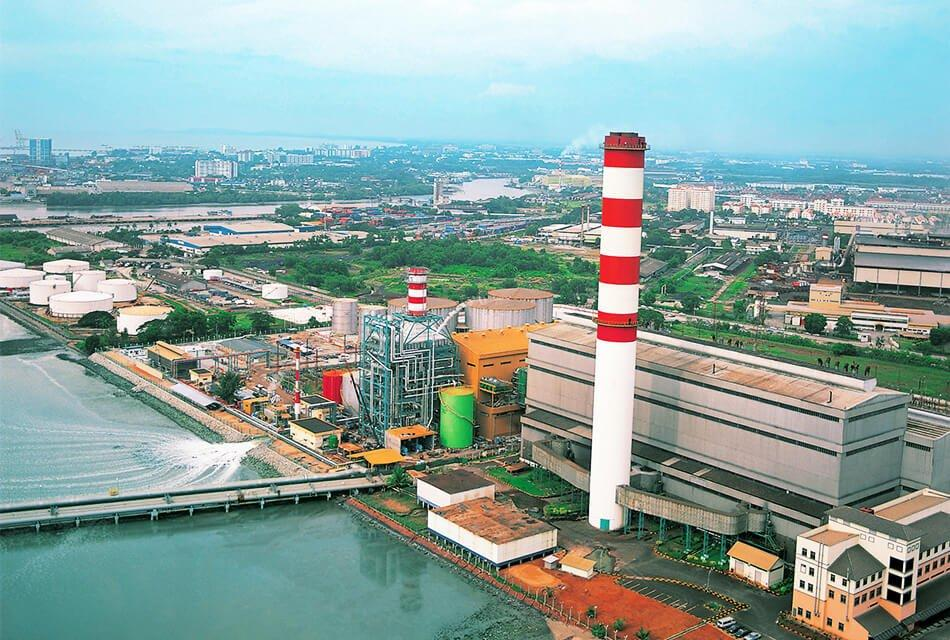 Prai Power Station