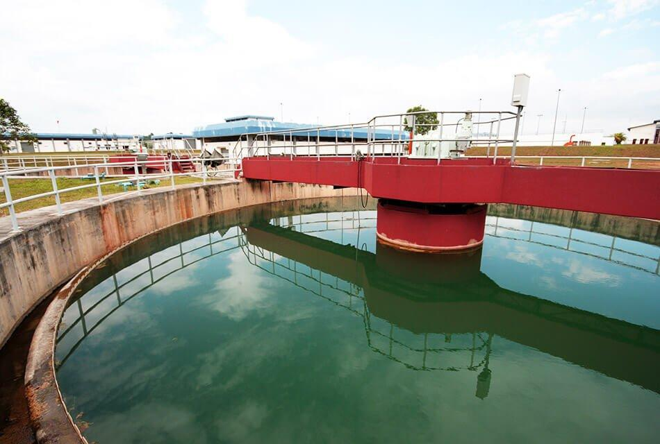Rasa Bukit Badong Water Treatment Plants
