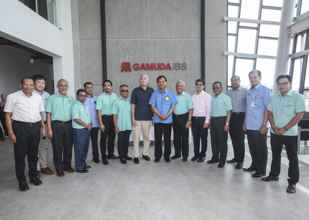 CIDB, Gamuda IBS collaborate to boost construction productivity