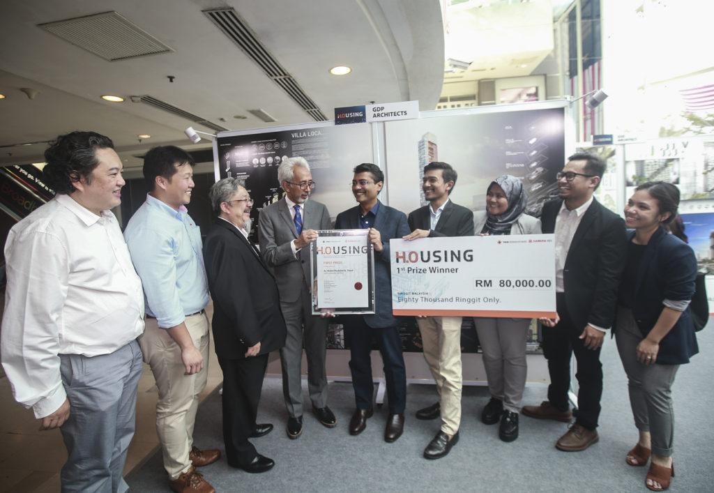 Winners showcase innovative ideas