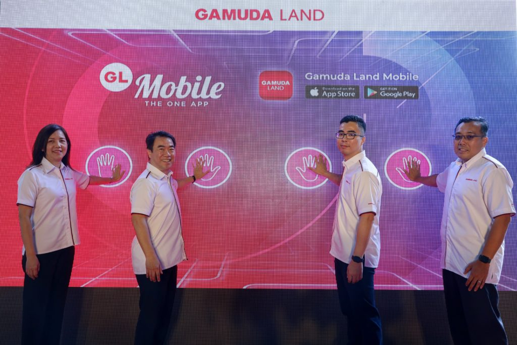 Gamuda Land introduces new mobile app