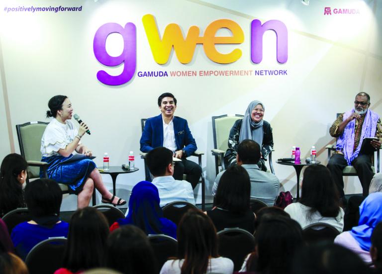 Gamuda Women's Empowerment Network
