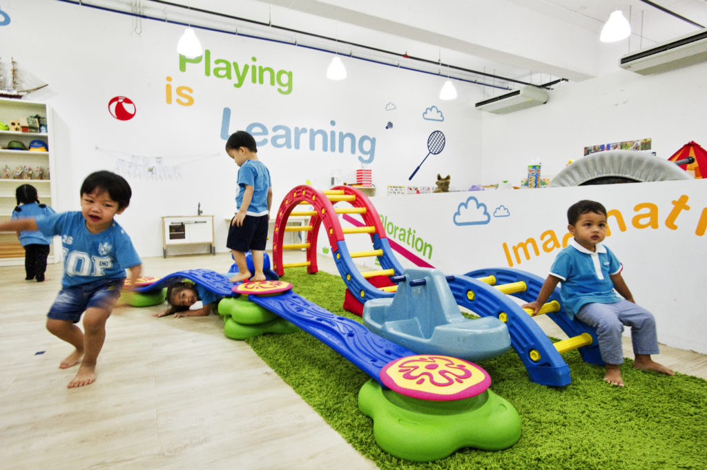 Workplace Daycare: A Growing Popularity and a Necessity