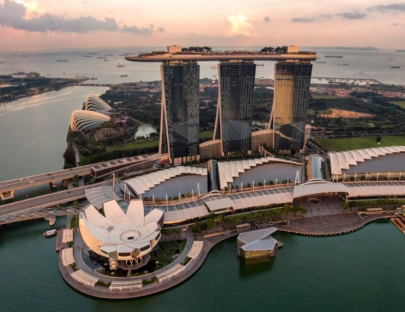 Top Infrastructures in the World
