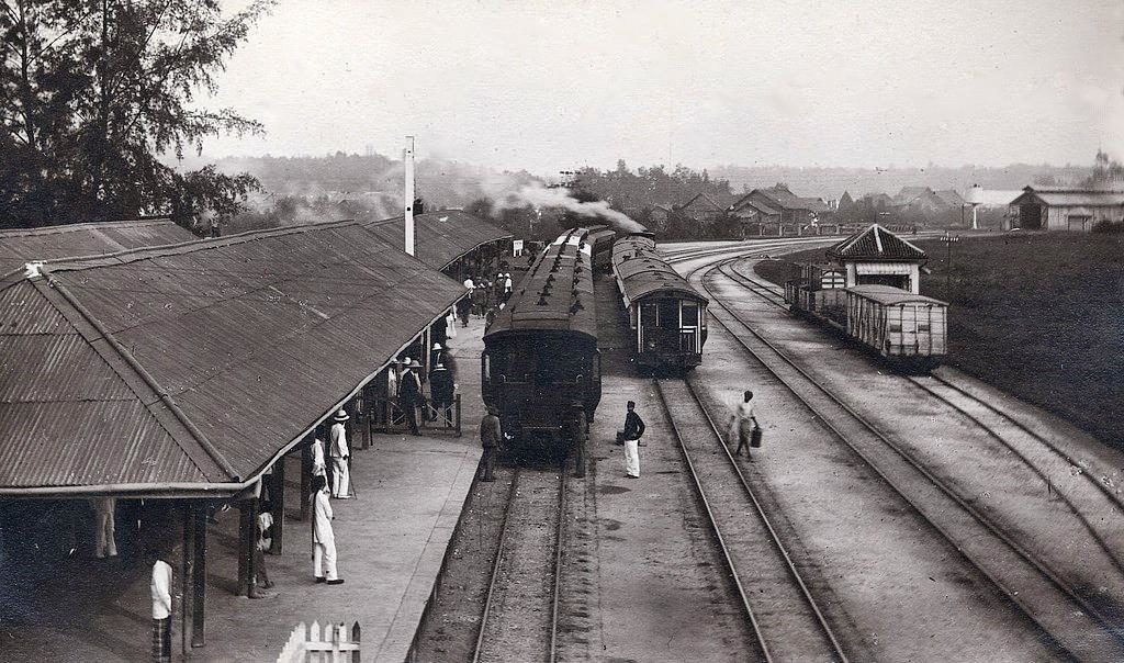 The History of Malaysia's Rail System