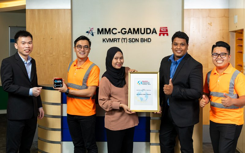 MRT builder set to make waves with engineering app
