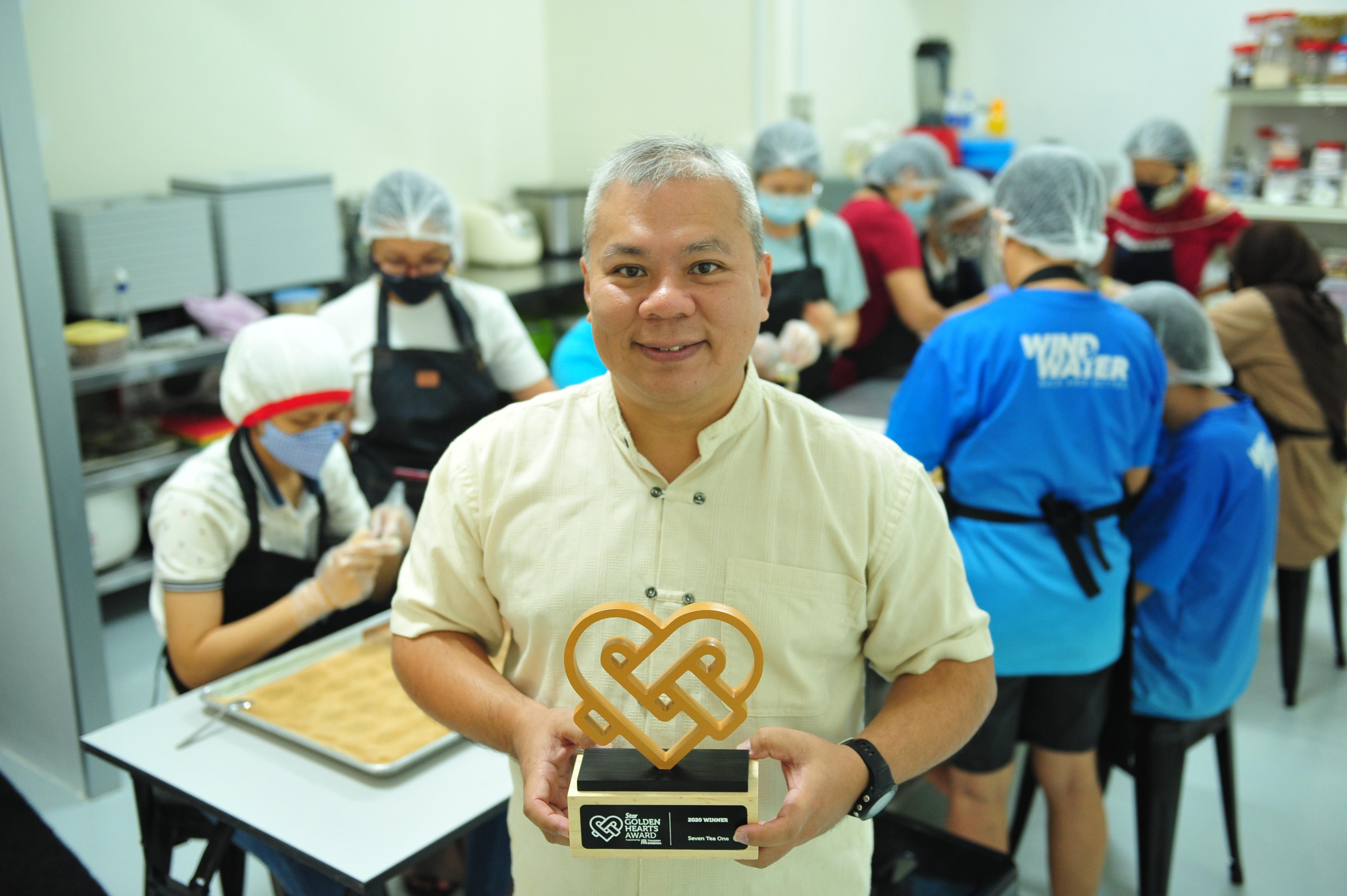 Star Golden Hearts Award