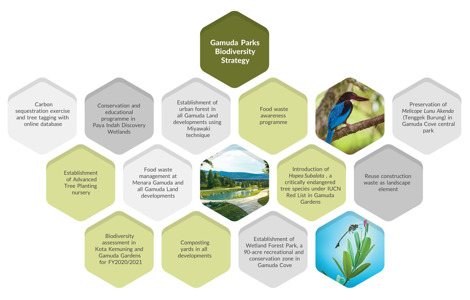 Environmental and Biodiversity Conservation