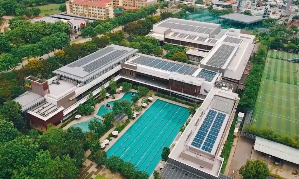 Gamuda Land actives solar power in largest sports complex in HCM City